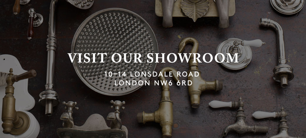 Visit out showroom - 10-14 Lonsdale Road, NW6 6RD